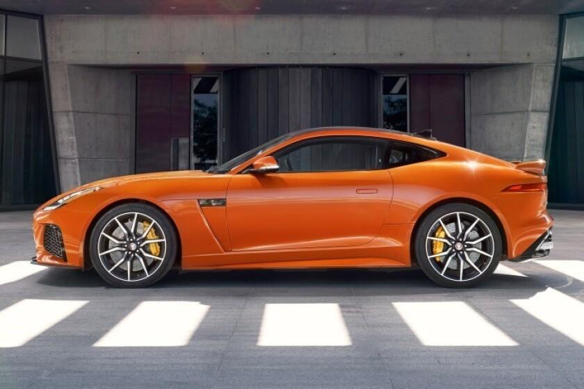 El Jaguar F-Type utiliza un chasis totalmente de aluminio.