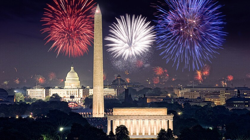 """""""A Capitol Fourth"""""""