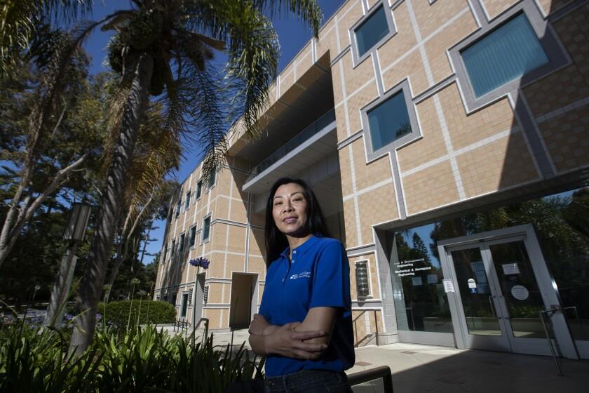Sunny Jiang at UC Irvine