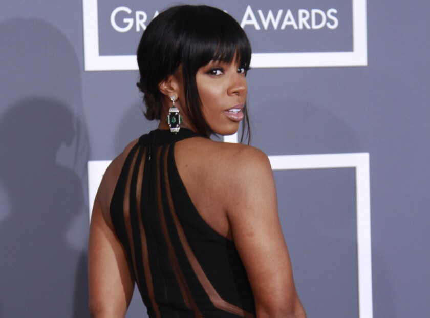 Destiny's Child alum Kelly Rowland announced the death of her mother, Doris Rowland Garrison. Above, the singer in 2013.