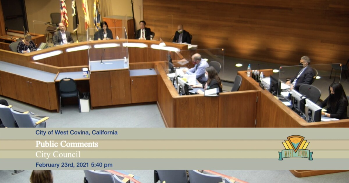 West Covina City Council votes to quit L.A. County health department over COVID rules - Los Angeles Times