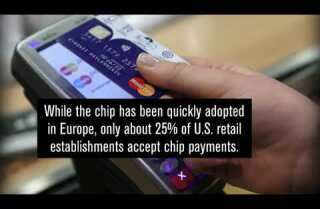 Credit card security in the U.S.