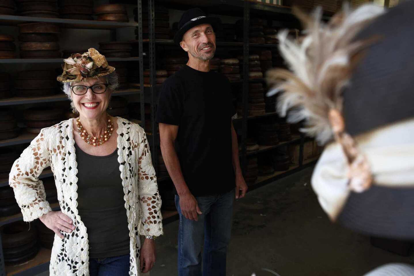 fb057feb5 Louise Green Millinery - Los Angeles Times