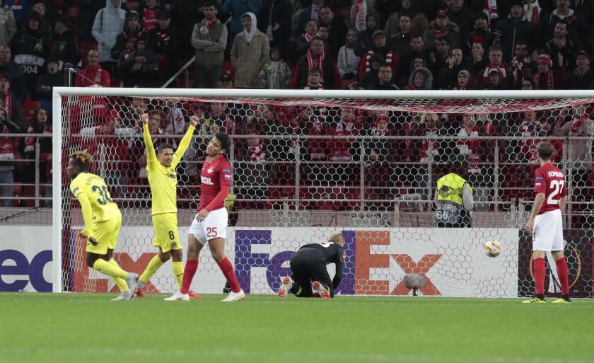 Spartak Mosc? - Villarreal