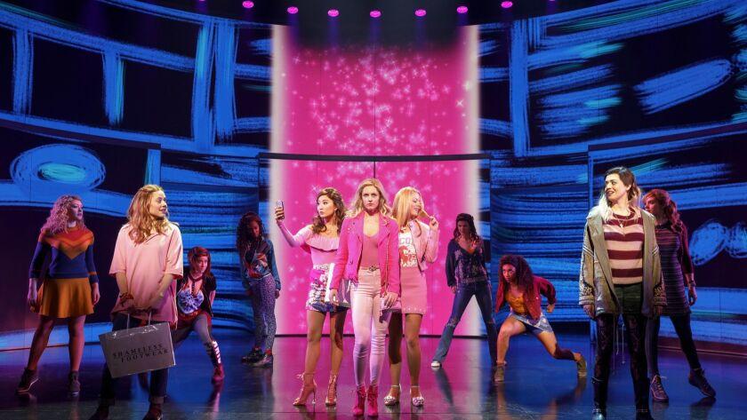 Mean Girls August Wilson Theater