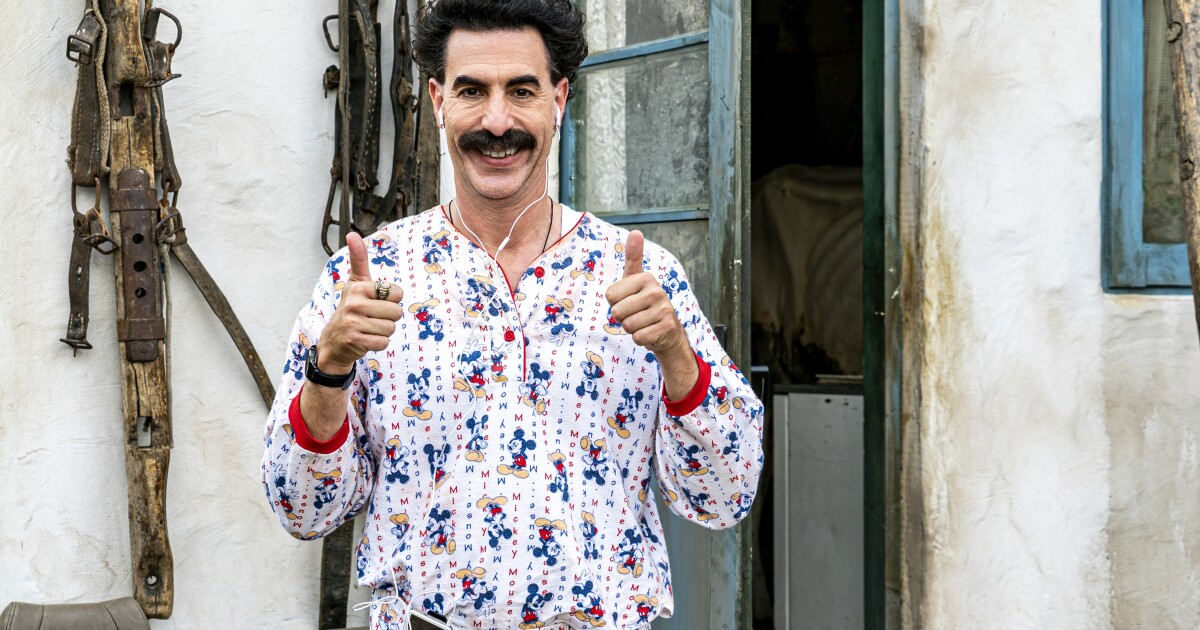 Indie Focus: The moment for more 'Borat'
