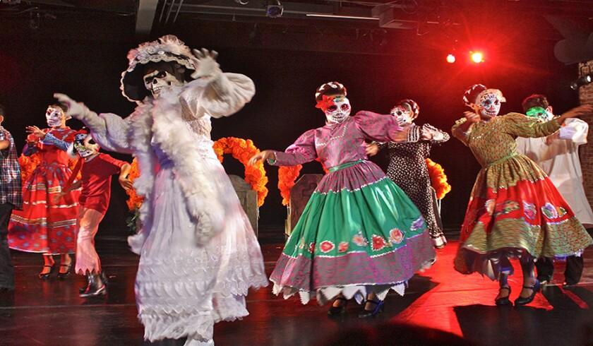 El programa por el Día de los Muertos de Floricanto formará parte del gran evento de celebración del 18 de junio que realizará la compañía mexicoamericana de danza.