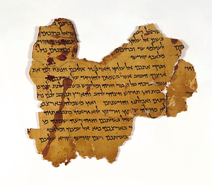 The eternal disputes of the Dead Sea Scrolls