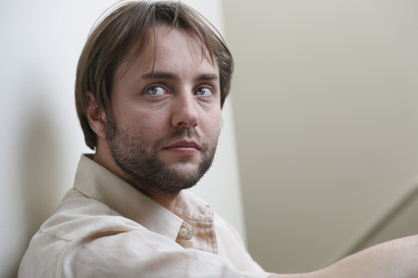 "Vincent Kartheiser has played Pete Campbell on ""Mad Men"" since it began in 2007. His 603-square-foot Hollywood bungalow is listed at $808,000."