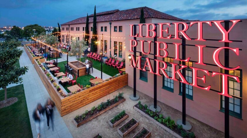 Eat. Shop. Repeat, at Liberty Public Market.