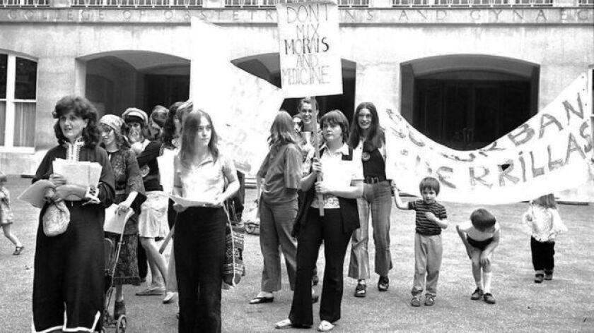 Diane Munday tuvo un aborto en 1961, seis años antes de que se legalizara la terminación voluntaria de embarazo en Reino Unido, que esta cumpliendo 50 años de vigencia.