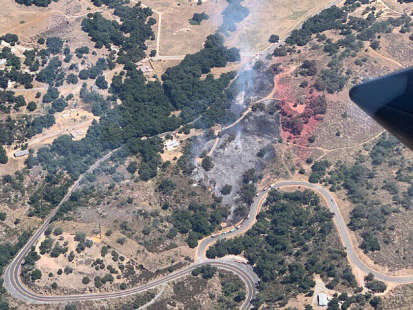 Red Gate fire North County.jpg