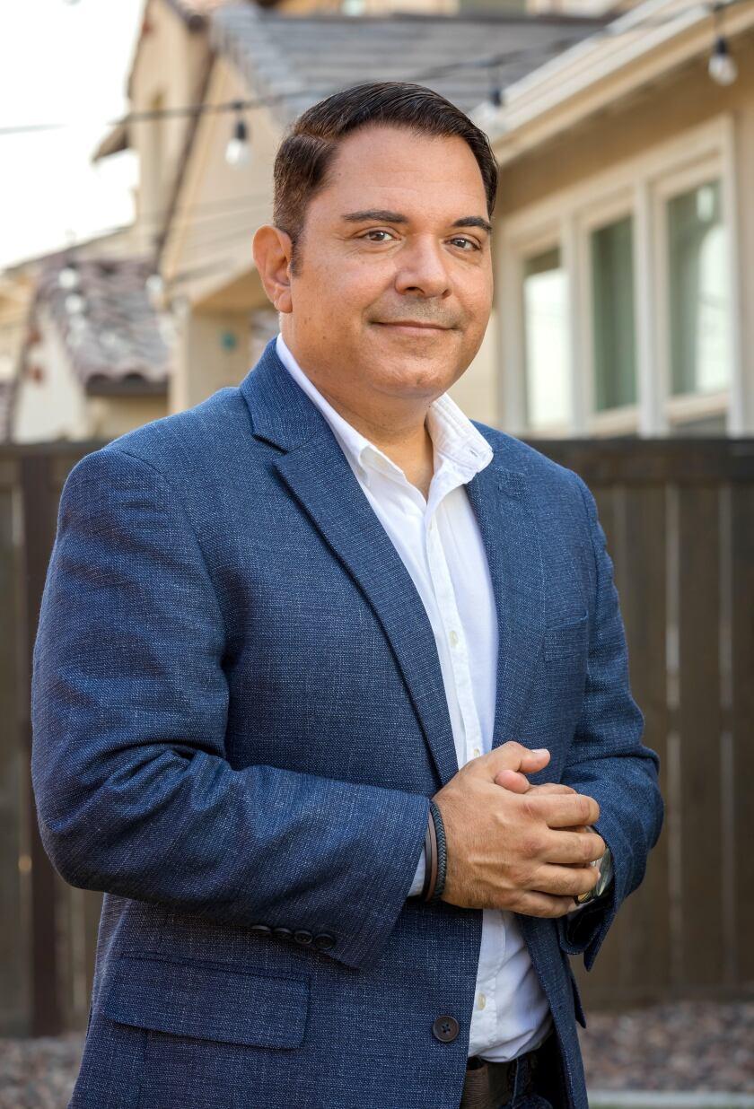 Councilman Steve Padilla.