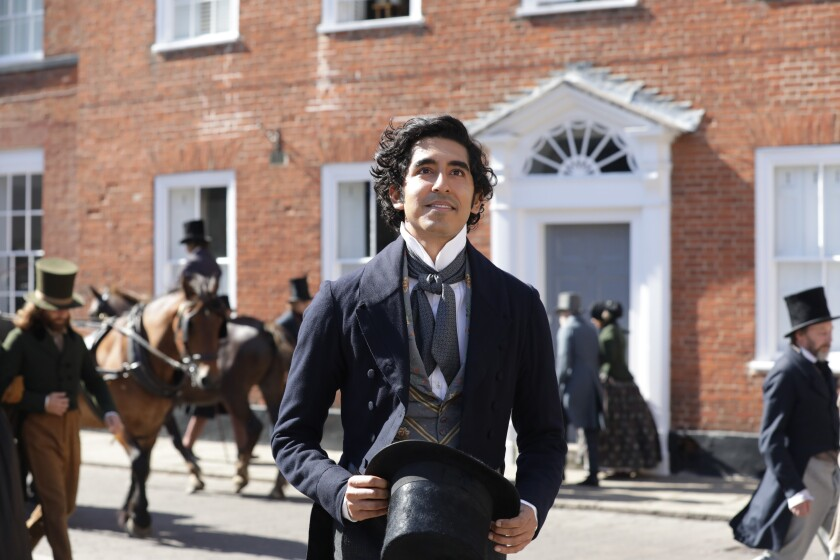 """Dev Patel in the movie """"The Personal History of David Copperfield."""""""