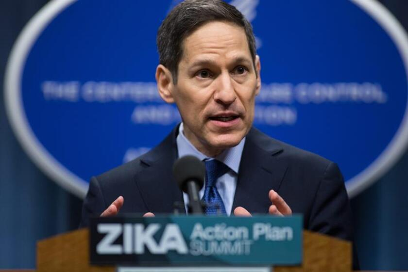 Former Centers for Disease Control and Prevention Director Dr. Thomas Frieden, 01 April 2016. EFE/EPA/FILE