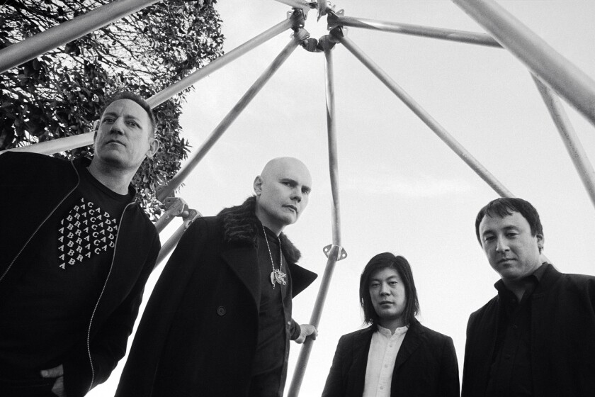 Smashing Pumpkins.
