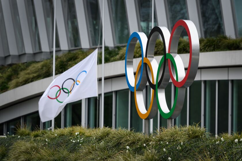 The IOC will look at postponing the Tokyo Olympics during talks amid mounting criticism by athletes and sports officials during the coronavirus spread.