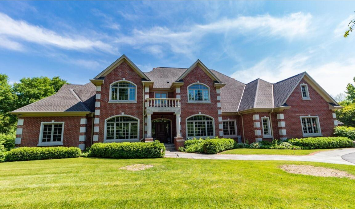 Giannis Antetokounmpo's Milwaukee mansion