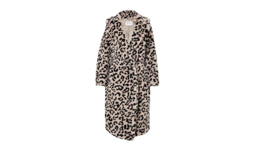 Max Mara. Faux Fur coats for Image section essentials.