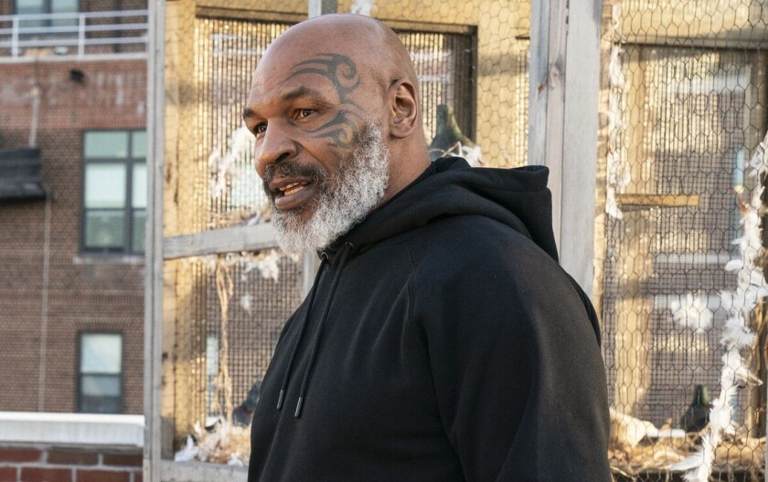 """Mike Tyson appears in """"The Last O.G."""" on TBS."""