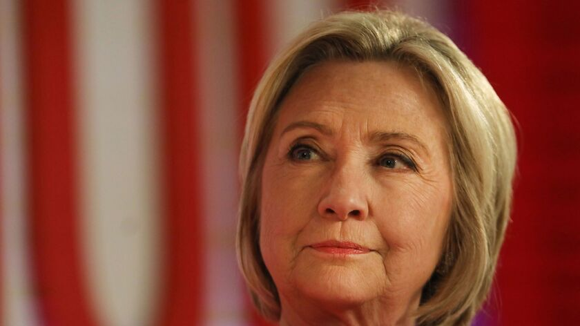Hillary Clinton says her brother Tony Rodham died Friday night