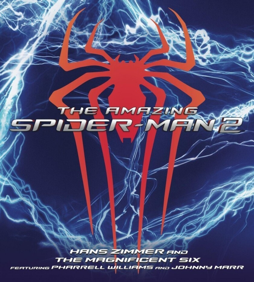 """The Amazing Spider-Man 2"" soundtrack."