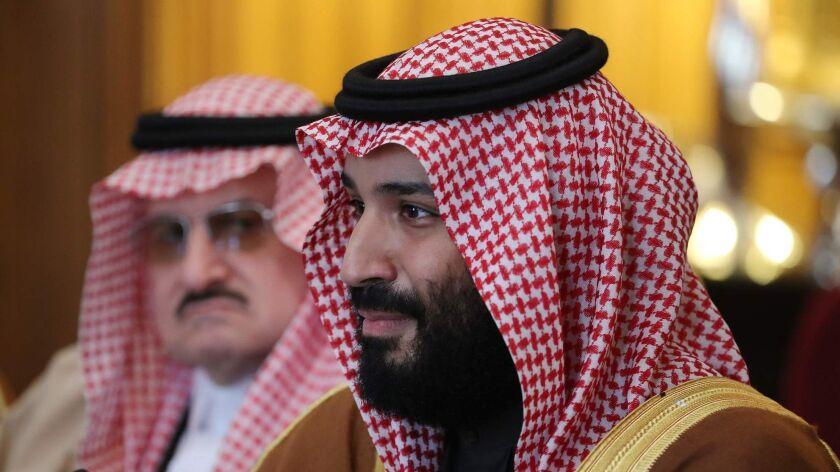 FILES-SAUDI-IRAN-POLITICS-NUCLEAR