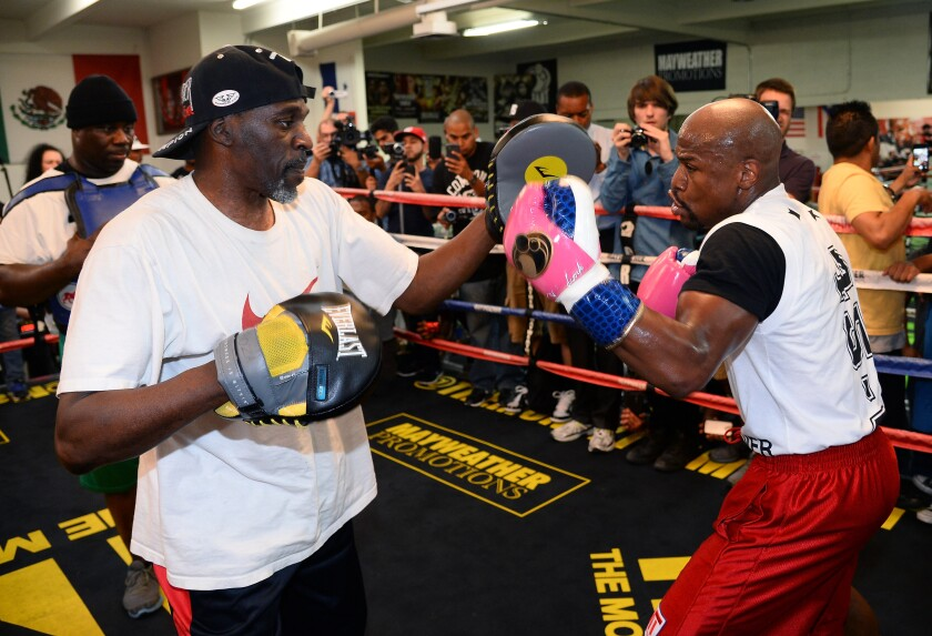 Roger Mayweather, former boxing champion and uncle to Floyd Jr., dies at 58