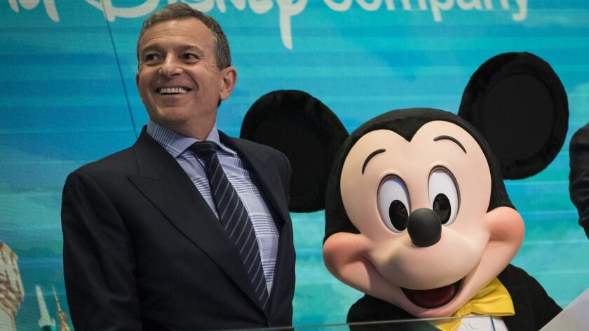 Disney CEO Bob Iger got candid about Martin Scorsese and his critique of Marvel films in a recent interview.