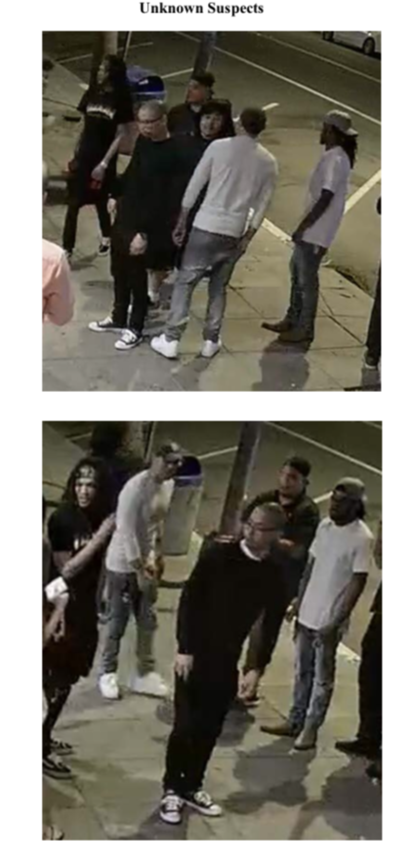 Police searching for group of men involved in Pacific Beach assault