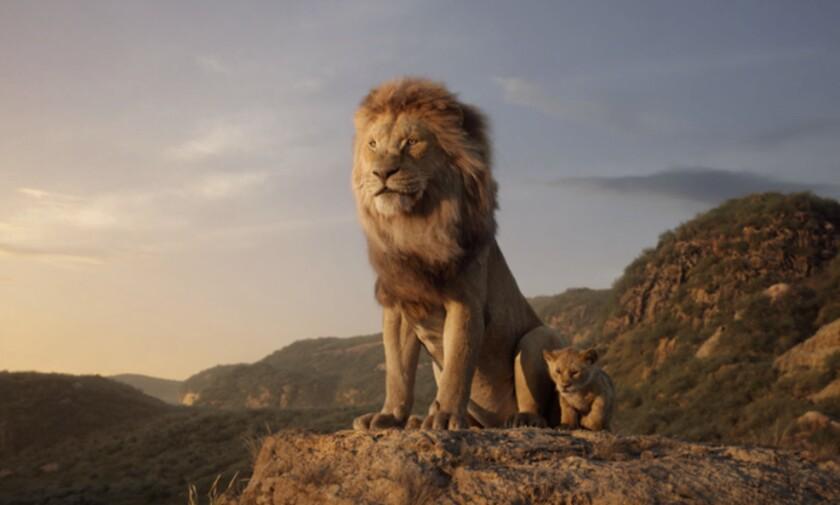 El nuevo trailer de The Lion King