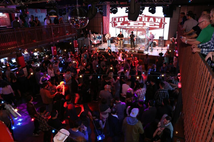 Moonshine Flats is a new downtown club with a country rock flair.