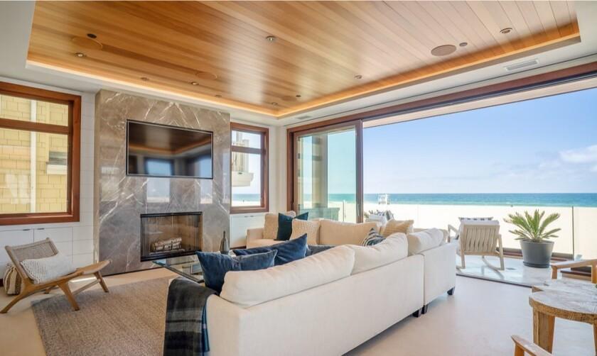 Joey Votto's Hermosa Beach home