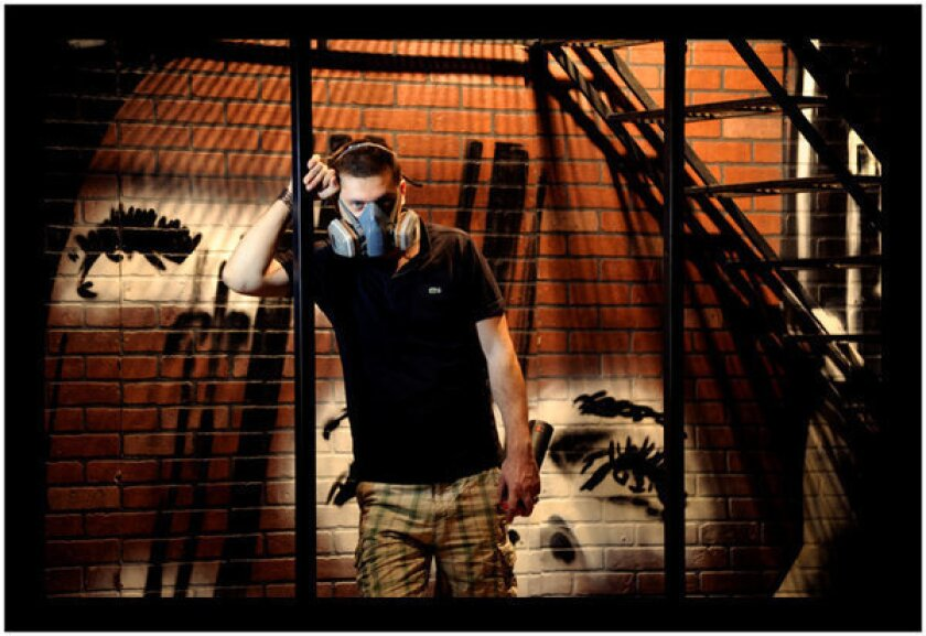 Russian street artist Pasha P183 died on Monday, according to reports.