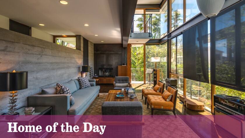 Home of the Day: A colorful, industrial vibe in Venice