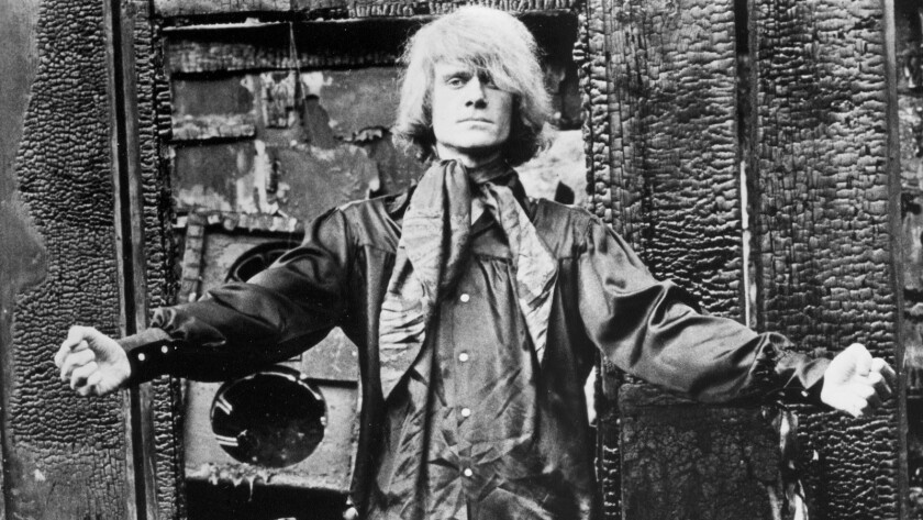 Kim Fowley (1939-2015). A memorial service was held Jan. 22 at Hollywood Forever cemetery.