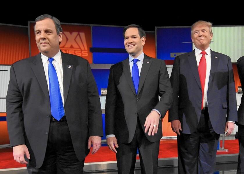 Republicans in Iowa