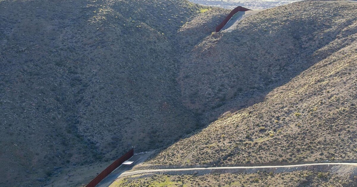 Kumeyaay tribe blocks border wall construction on native burial grounds