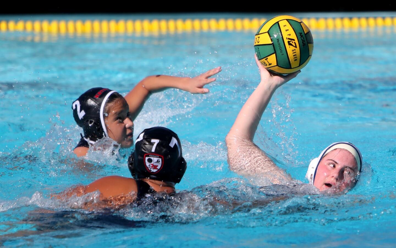Photo Gallery: Flintridge Prep girls water polo team takes second in CIF SS Div. VII championship match