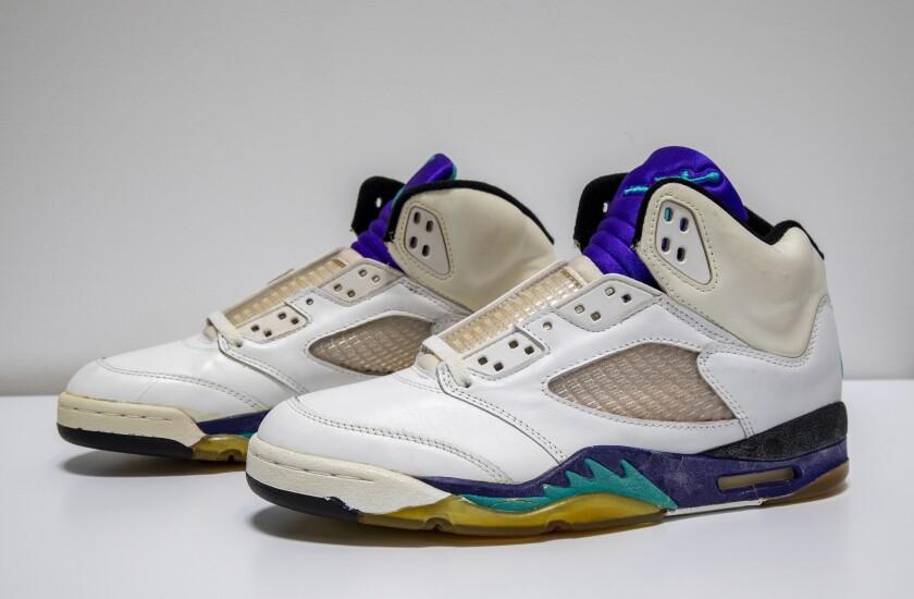 Fausses baskets Air Jordan