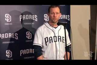 Brad Hand, Padres agree to extension