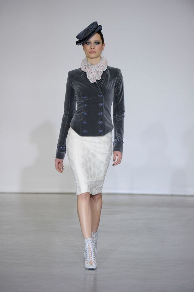 L'Wren Scott fall 2010