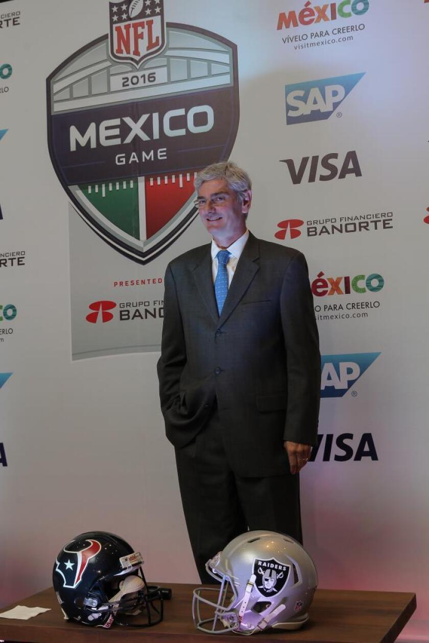 México se consolida con la afición más grande de NFL fuera de Estados Unidos