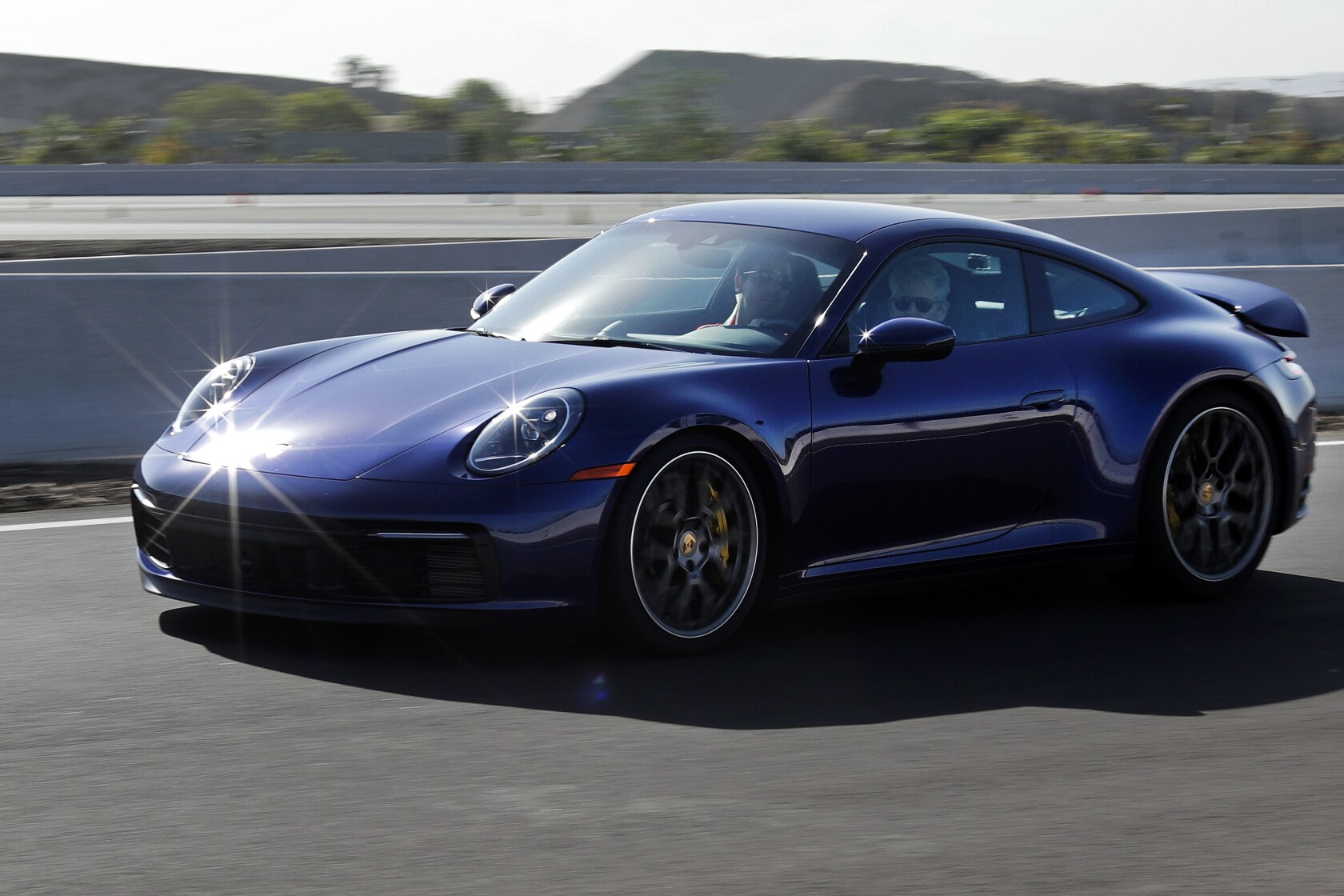 At 56 years old, Porsche's 2020 911 sports car is spry as ever