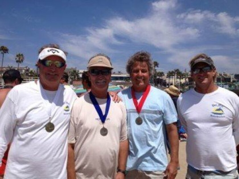 'Froggy' brings Gold to Del Mar