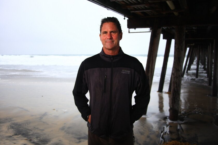 Newly-elected Mayor Serge Dedina in Imperial Beach