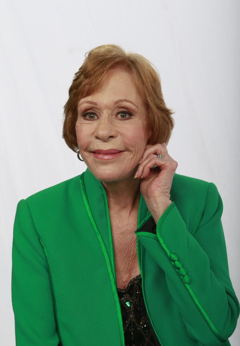 LOS ANGELES, CA - January 30, 2016— Comedian Carol Burnett was honored with the Screen Actors Guil