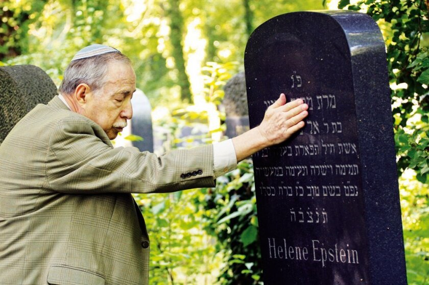 """""""In Heaven Under Gound: The Weissensee Jewish Cemetery"""" is featured at the San Diego Jewish Film Festival. Photo: Britta Wauer Film Weissensee Friedhof"""