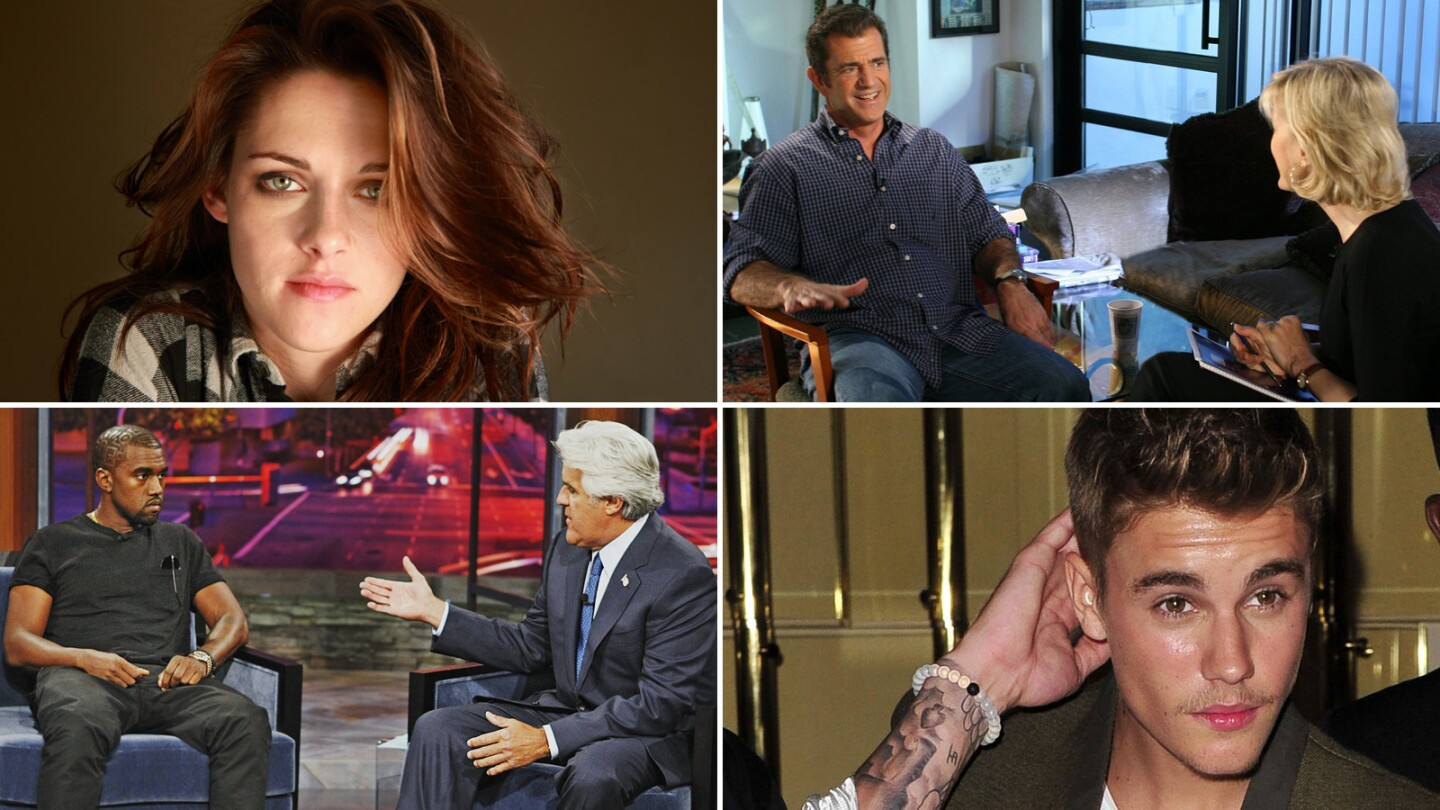 Celebrity apologies