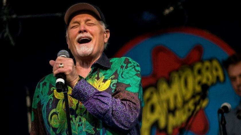 Mike Love of the Beach Boys has put his four-story home in Pebble Beach back on the market for $6.45 million.